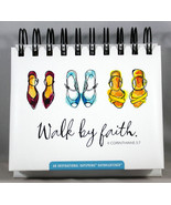 Walk By Faith Dayspring NEW Daybrightener Perpetual Calendar II Corinthi... - $13.87