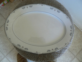 Gorham Serena 14 1/8 inch oval platter 1 available - $59.35