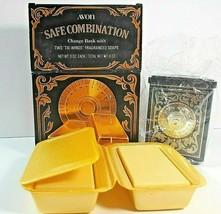 Avon Safe Combination Full Set Original Packaging New Old Stock Tai Wind... - $14.99