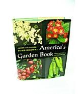 Bush-Brown, Louise & James - AMERICA'S GARDEN BOOK Revised Edition - $19.75