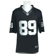 Nike NFL On Field Oakland Raiders Football Jersey Amari Cooper #89 Sewn ... - $28.01