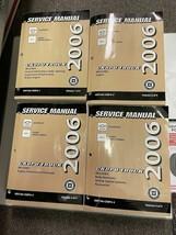 2006 Chevy Silverado Sierra Denali Service Shop Repair Manual Set W Sale... - $435.83