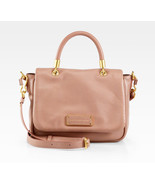 NWT $460+ MARC by MARC JACOBS Too Hot to Handle Satchel 【NUDE】100% Authenti - $378.00