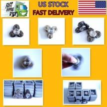 NEW UFO CKF Hand Fidget Spinner Zinc Alloy EDC Finger Gyroscope Focus Toy - $14.99