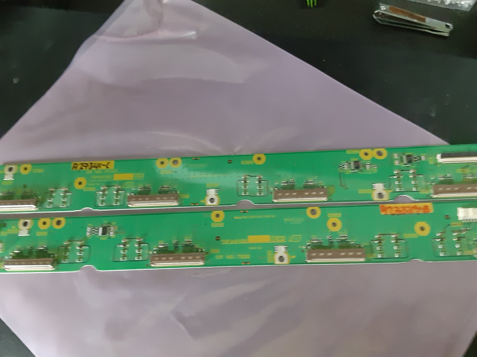 Primary image for PANASONIC C 2 BOARDs TNPA4166 / TNPA4165 TH-42PX75U SET