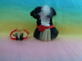 2003 Mattel Barbie Kelly Carlita the Skunk - Swan Lake - Replacement Outfit - $3.22
