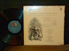 3 Christmas Records-The 12 Days of Christmas, A Christmas a Gift of Music Vol 3 image 9