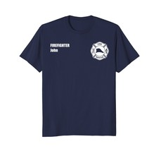 Firefighter John - Official Fire Department Uniform Shirt - $17.99+