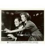 Bette DAVIS Robert MONTGOMERY June BRIDE Original c.1948 Movie Still Photo - $14.99