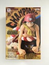 Banpresto Figure Colosseum Champion 2015 - One Piece Film Gold SCultures... - $15.00