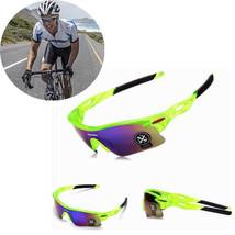 Motorcycle Bicycle Sunglasses Men Sport Biker Eyewear Goggles UV400 Lens... - €7,10 EUR