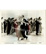 MAGNIFCENT Fred ASTAIRE Ginger ROGERS Original 1949 MGM Studios Publicit... - $29.99