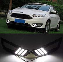 Aup Tech AUP-DRL16M01D08 Car Daytime Running Lights Led Drl For Ford Focus S/SE T - $159.00