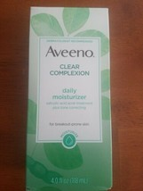 AVEENO Active Naturals Clear Complexion Daily Moisturizer 4 oz. Exp 12/2020 - $12.38