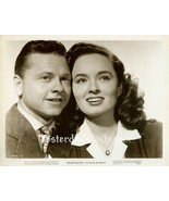 RARE Closeup Mickey ROONEY Ann BLYTH Killer McC... - $19.99
