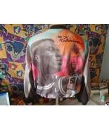 Vintage 90's San Antonio Spurs David Robinson Fanamation NBA Jacket L  - $296.99