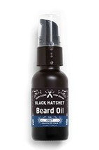BLACK HATCHET- Beard Oil for Men Growth – Beard Growth Oil for Men, Pre Shave Oi