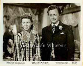 RARE Janet LEIGH Robert YOUNG That FORSYTE WOMA... - $19.99