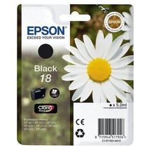Epson T1801 Black Inkjet Cartridge (Daisy) - $25.61