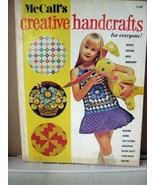 McCall's Creative Handcrafts for Everyone, Volume IV 1972 - $8.09