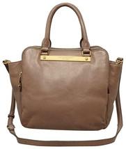 Marc Jacobs Goodbye Columbus Bentley Rootbeer Brown Italian Leather Tote Bag*Nwt - $302.10