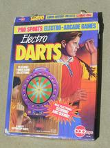 Electro Darts an Electro Arcade Game by Cap Toys 1991 - £10.74 GBP