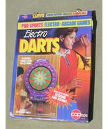 Electro Darts an Electro Arcade Game by Cap Toys 1991 - £10.81 GBP
