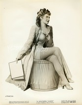Sexy Pinup Cheesecake Arlene Dahl A Southern Yankee Original 1948 Ad Art Photo - $29.99