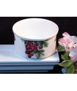 Royal Doulton Everyday Vintage Grape Souffle Dish, Dinnerware, Grape Pat... - $39.99