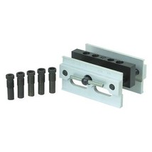 Self-Centering Doweling Jig Get precise right angle drilling - $44.52