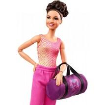 Laurie Hernandez Gymnast Barbie Signature Doll NEW - $60.00