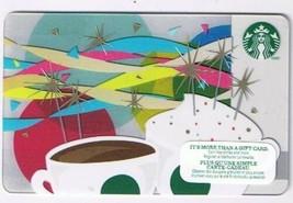 Starbucks Canada 2013 Christnas Gift Card No Value English French - $1.89