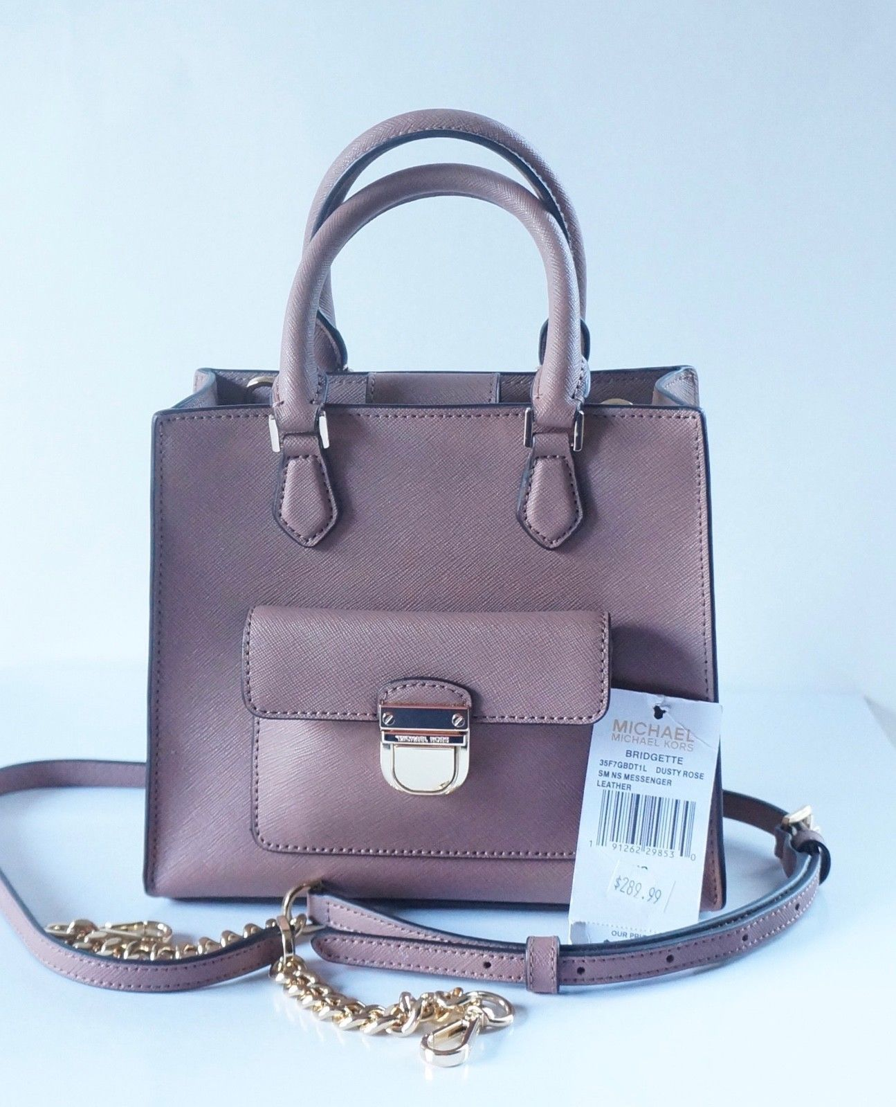 32357e7d68ced6 Nwt Michael Kors Bridgette Small Ns and 29 similar items