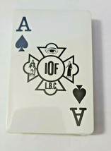 Independent Order of Foresters Playing Cards Unopened  (#29) image 2