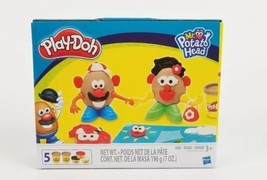 Hasbro Play-Doh Mr. Potato & Mrs. Potato Head Creativity Set 14 Piece Ag... - $12.37