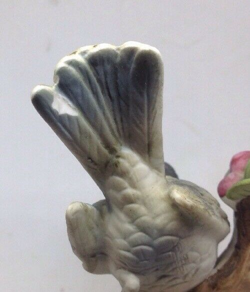 VINTAGE GORHAM JAPAN BIRD ON Branch  - TB