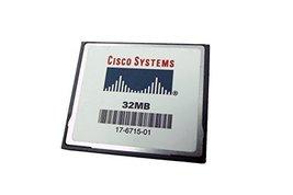 Cisco 32MB CompactFlash Card- 17-6715-01 - $29.60