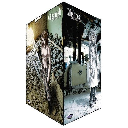 Gilgamesh: Whose Side Are You on? Vol. 01 DVD with Artbox Brand NEW!