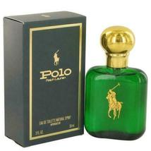 POLO GREEN Ralph Lauren Men Eau De Toilette EDT Spray Cologne 2oz Fragra... - $63.65