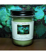 Patchouli Jelly Jar Candle PURE SOY - $8.00