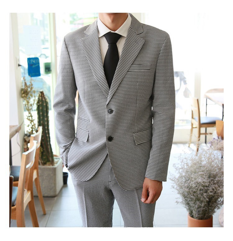 [Shoeming] Crush Blazers Suit Korean style