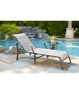 Statesville Padded Patio Chaise Lounge - $247.00
