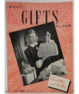 Gifts Crocheted and Knitted  Book No. 226 The Spool Cotton Company - $3.99