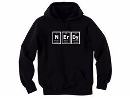 Nerdy Mendeleev periodic table of elements geeks gifts man/women/junior ... - $18.99