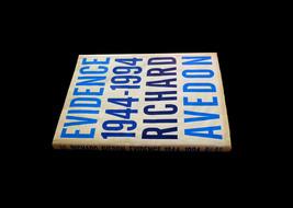 SIGNED 1stED Richard Avedon Evidence 1944-1994 Photo Retrospect Hardcove... - $230.00