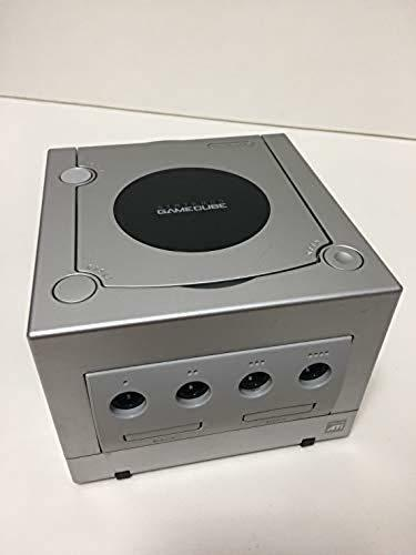 Nintendo Gamecube Console Silver Manufacturer end of production Boxed Rare
