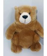 "Build a bear Charmin paper cha cha Teddy brown mid-sized 9"" Plush stuffe... - $6.92"
