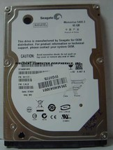 "40GB SATA 2.5"" Drive Seagate ST940814AS Tested Free USA Ship Our Drives Work"