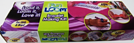 Fun Loom Bracelet Making Kit  by IdeaVillage For Girls and Boys - $19.99