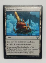 Reliquary Tower Commander 2015 C15 NM/LP - $4.70